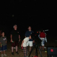 Star parties at Cub World