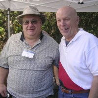 Joe Sarandrea and Story Musgrave