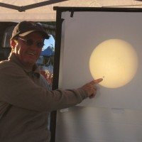 Tom Thibault and the Transit of Venus