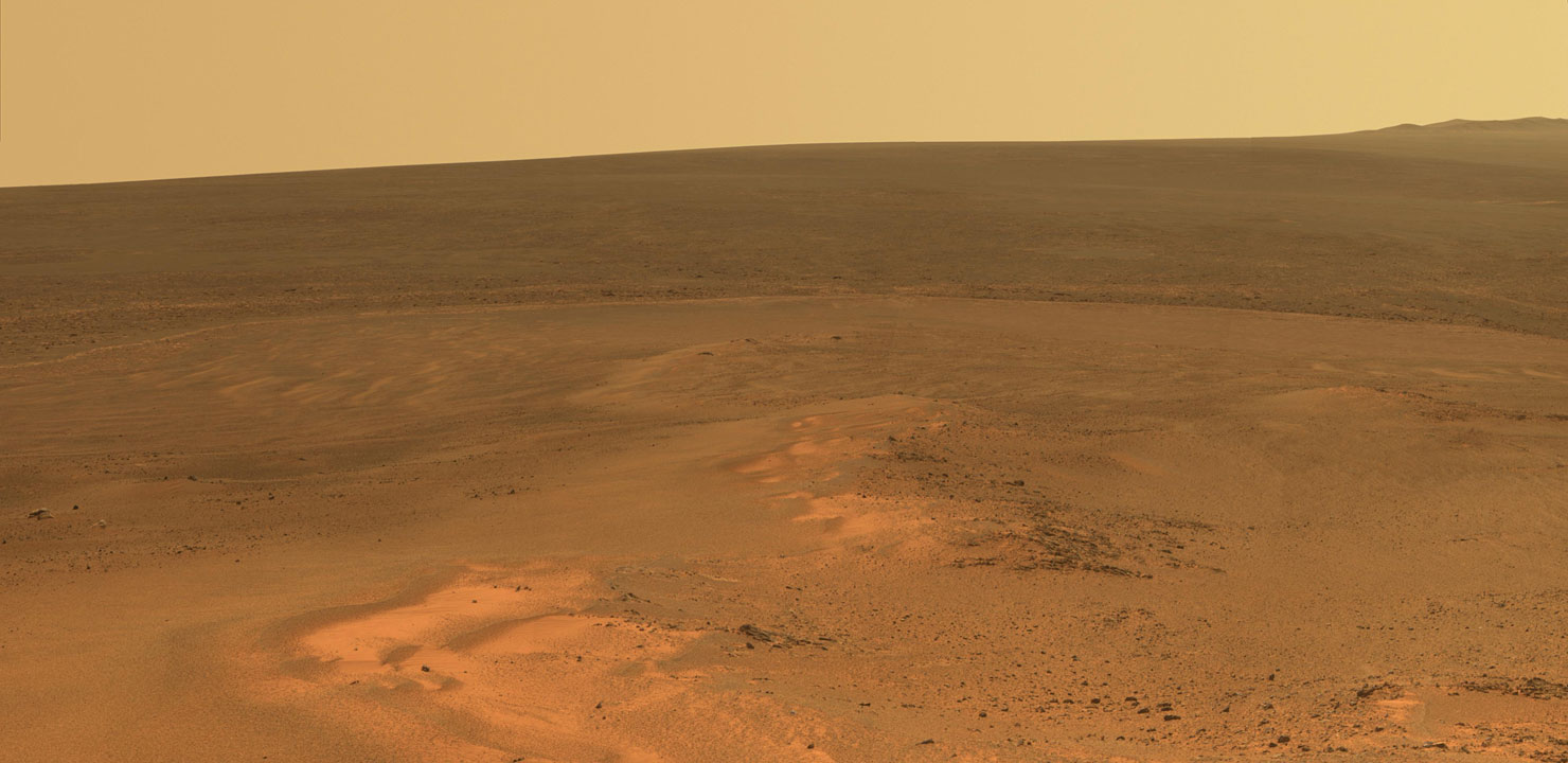 Mars History Highlights