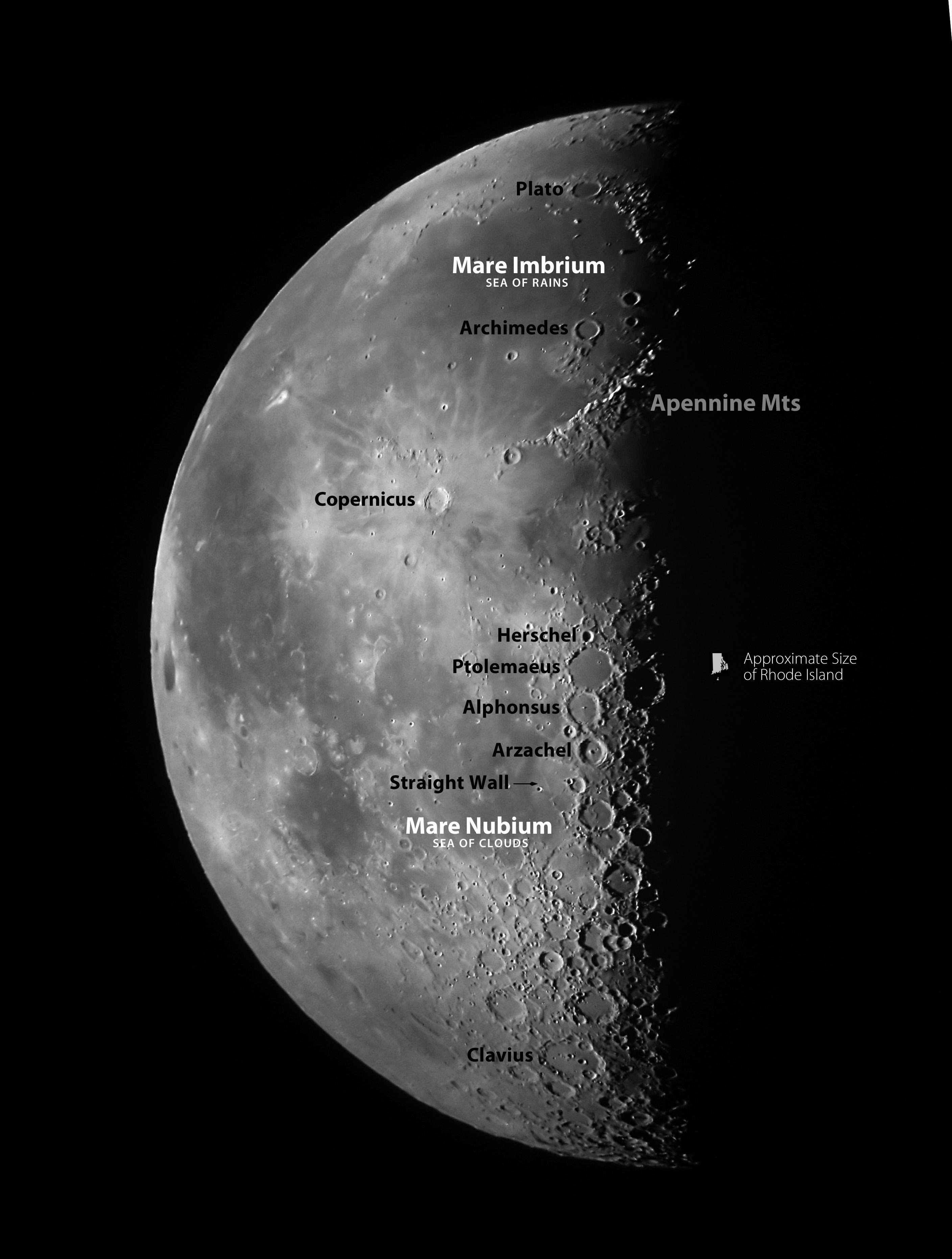 Observing the Last Quarter Moon