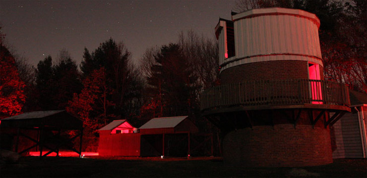 Seagrave Memorial Observatory Open Nights