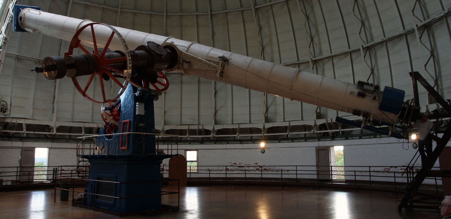 Visual Observing With The 40-Inch Yerkes Refractor