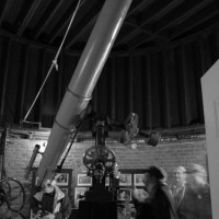 Observing with the Alvan Clark telescope at AstroAssembly 2009