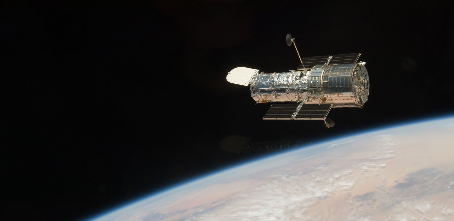 Hubble Servicing Mission is the Culmination of the Space Shuttle Program