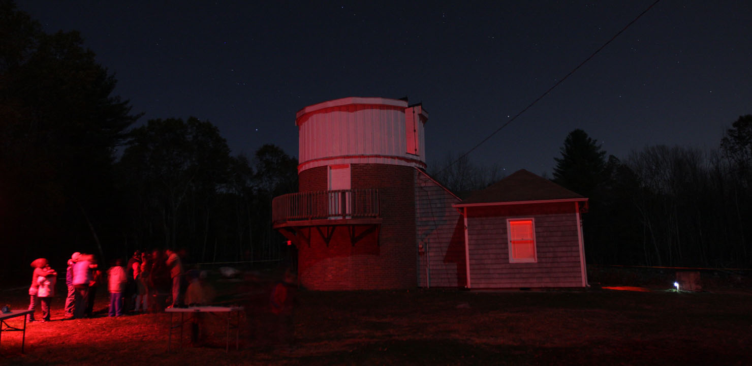 Scouts Star Party & Public Observing Night