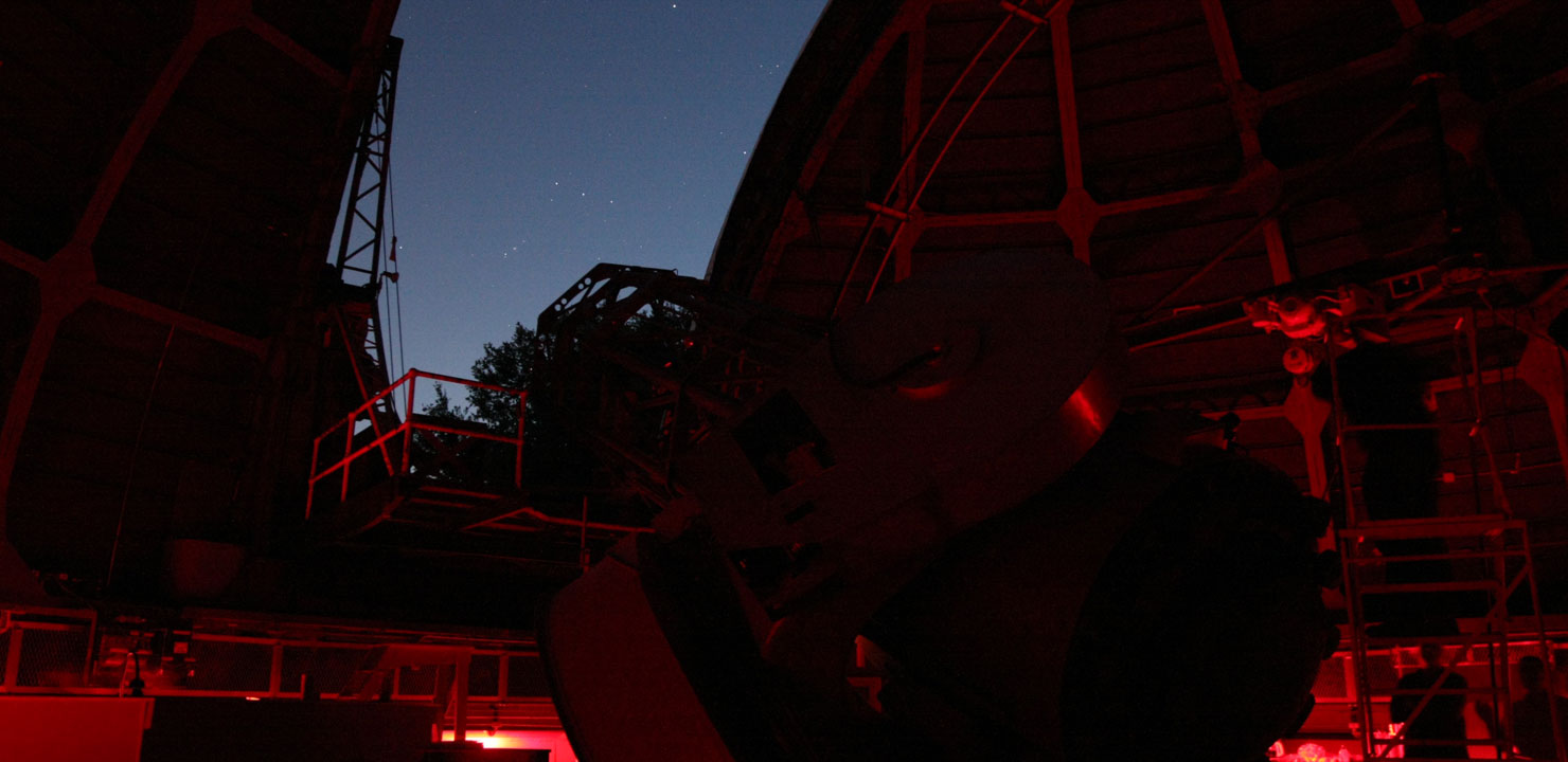 "Observing Log from the Mount Wilson 60"" Telescope"