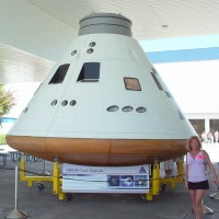Orion Capsule full-size mock-up