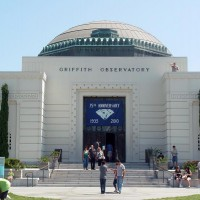 Griffith Observatory 75th anniversary