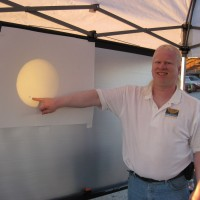 Jim Hendrickson and the Transit of Venus