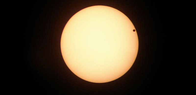 Transit of Venus: A Rare Astronomical Event