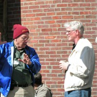John Davis and Dick Parker at AstroAssembly 2008