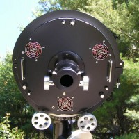 Dick Parker's 16-inch Cassegrain at AstroAssembly 2008