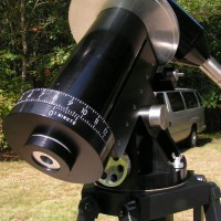 Dick Parker's equatorial mount