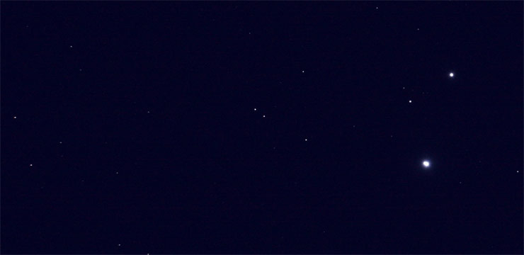 Mizar, The First Double Star