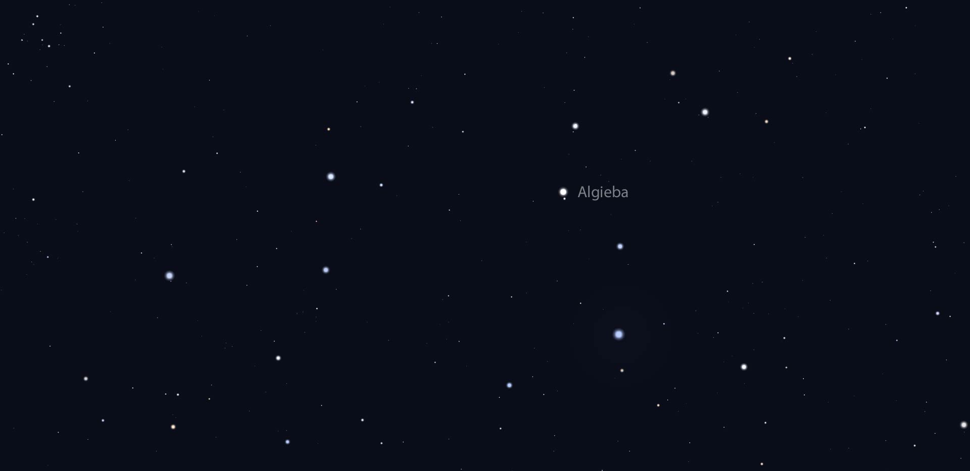 Algieba: Double Star in Leo