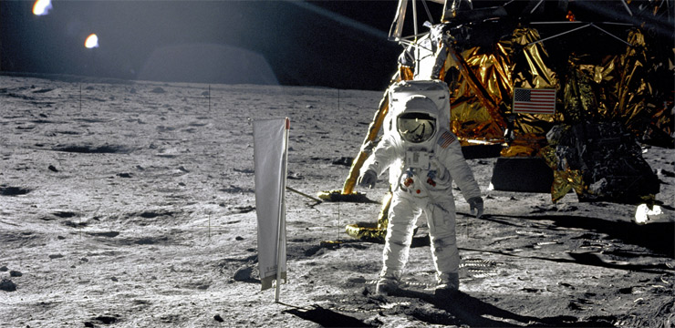 40th Anniversary of the Apollo 11 Moon Landing