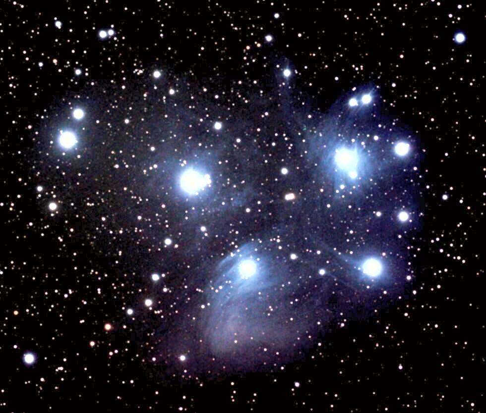 pleiades star cluster subaru - photo #11